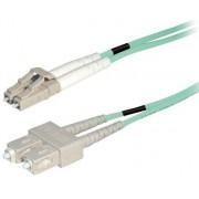 Patch kabel optički LC/SC duplex MM 50/125µm OM4, 5M