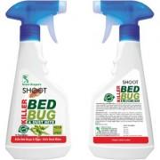 Green Dragon's Shoot Bed Bug Dust Mite Killer 500ml