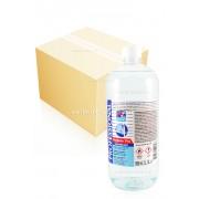 12 броя препарат за почистване, ароматизиране и хигиенизиране на повърхности 1 000мл 72% етилов спирт