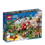 LEGO City buitenavonturen-personenpakket 60202