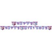 Disney Jégvarázs Happy birthday felirat