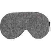 Skylofts Stylish Super Smooth Grey Eye Mask Sleeping Mask with Ice Pack Shaded & Elegant Travel Mask Eye Shade(Grey)