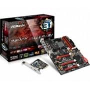 Tarjeta Madre ASRock ATX Fatal1ty 990FX Killer/3.1, S-AM3+, AMD 990FX, USB 3.0, 64GB DDR3, para AMD