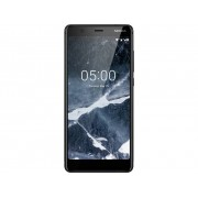 Nokia 5.1 Smartphone Dual-SIM 16 GB 14 cm (5.5 inch) 16 Mpix Android 8.1 Oreo Zwart
