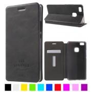 Huawei P9 Lite Mofi Кожен Калъф и Протектор