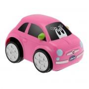 Chicco Gioco Fiat Turbo Touch 500 Rosa