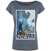 Aladdin Power Damen-T-Shirt - Offizieller & Lizenzierter Fanartikel S, M, L, XL, XXL Damen