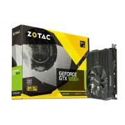 VGA Zotac GTX 1050 MINI, nVidia GeForce GTX 1050 Ti, 4GB, do 1417MHz, 24mj (ZT-P10510A-10L)