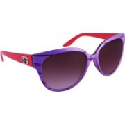 D&G Cat-eye Sunglasses(Pink)