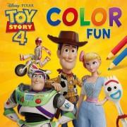 Deltas Disney Color Fun Toy Story 4