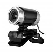 50MP HD USB2.0 Cámara Webcam Web Cam con micrófono para Ordenador PC /