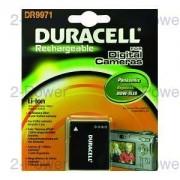 Duracell Digitalkamera Batteri Panasonic 7.2v 750mAh (DMW-BLE9)