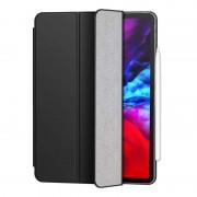 """Baseus mágneses keret nélküli eset telefontok több szögben állvány és a Smart Elalvás funkció iPad Pro 11 ,,"""" 2020 fekete (LTAPIPD-ESM01) telefontok"""