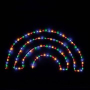 Fizzcreations Fizz DIY Rainbow Fairy Light Sign