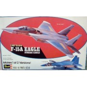 F-15A Eagle Streak Eagle Scale 1:48 by Revell