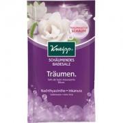 "Kneipp Bath essence Bath salts Foaming Bath Salts ""Träumen"" Dream 80 g"