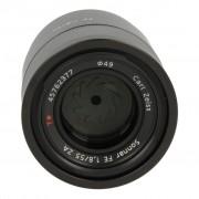 Sony 55mm 1:1.8 AF FE T* ZA negro - Reacondicionado: como nuevo 30 meses de garantía Envío gratuito