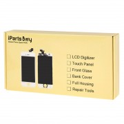 iPartsAcheter 3 en 1 pour BlackBerry Q10 (Clavier + cadre moyen lunette + panneau de lentille de logement de plaque arrière)