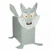 Shoppartners Sinterklaas surprise Wolf DIY pakket