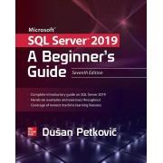 Microsoft SQL Server 2019: A Beginner's Guide, Seventh Edition, Paperback/Dusan Petkovic