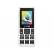Alcatel Teléfono móvil ALCATEL 1066D (1.8'' - 2G - Blanco)
