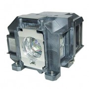 Lutema ELPLP67-L01 Epson ELPLP67 V13H010L67 Replacement DLP/LCD Cinema Projector Lamp, Economy