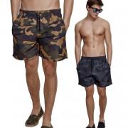 Urban classics - kamouflage av shorts korta baddräkt