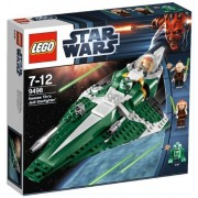 LEGO (LEGO) Star Wars Sassy Tin Jedi Star Fighter (TM) 9498
