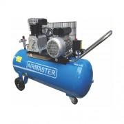 Compresor de aer Airmaster AIR3SHU10100, 230 V, 2.2 kW, 320 l/min, 10 bar, 100 l