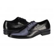 Pantofi eleganti piele barbati Masotti negru