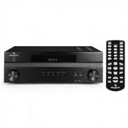 Recetor Surround Amplificador Auna AV2-H338 3 x HDMI