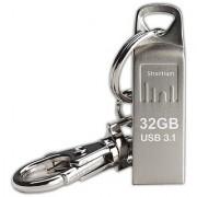 Strontium Ammo 3.1 32 GB USB Flsh Drive (Silver)
