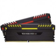 Memoria DDR4 Corsair 16GB(2X8GB) 3200MHZ Vengeance RGB