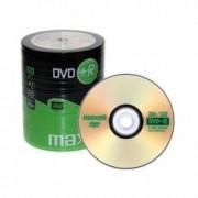 DVD+R Maxell 4.7GB 16x bulk 100 buc. blank