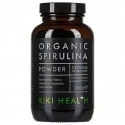 KIKI Health Poudre de Spiruline Biologique KIKI Health 200 g