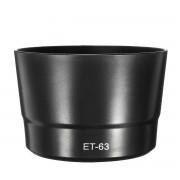 Sjenilo za objektiv ET-63 za Canon EF-S 55-250mm f/4-5.6 IS STM objektiv