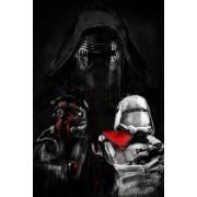 Star Wars Gwiezdne Wojny Przebudzenie Mocy - plakat premium