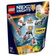 Конструктор ЛЕГО Нексо Рицари - Lance с боен костюм, LEGO Nexo Knights, 70366