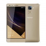 Huawei Honor 7 3+64GB Fingerprint 4G LTE Dual Sim Full Active Android 5.0 Octa Core 2.2GHz 5.2 inch FHD 8+20MP Gold