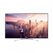 LG 55SJ850V 55'' 4K Ultra HD Smart TV Wi-Fi Argento, Bianco LED TV