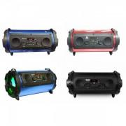 Boxa Portabila cu Bluetooth, FM, USB, TF ,AUX si MIC iBastek 54BBPSY