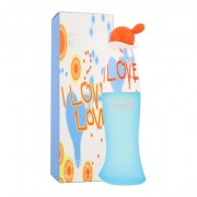 Moschino Cheap And Chic I Love Love eau de toilette 100 ml Donna