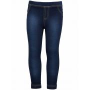 Blue Seven! Meisjes Tregging - Maat 122 - Denim - Katoen/polyester/elasthan