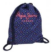 Торбичка с връзки Joumma Bags Pepe Jeans Topos Pint