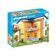 Playmobil Casa Moderna 9266Multicolor- TAMANHO ÚNICO