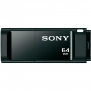 USB Flash Disk 64GB Sony USM64GXB, USB3.0 Crni