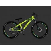"""Велосипед Sprint PRIMUS DD 26""""; Color: NEON YELLOW;"""