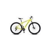 Bicicleta Colli MTB Aro 29 Alum. Kit Shimano 21M Susp. Dianteira Freios a Disco - 531
