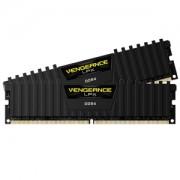Memorie Corsair Vengeance LPX Black 16GB (2x8GB) DDR4 3000MHz 1.35V CL15 Dual Channel Kit, CMK16GX4M2B3000C15