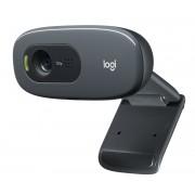 Logitech C270 Webcam Hd - 2 Anni Di Garanzia N Italia
